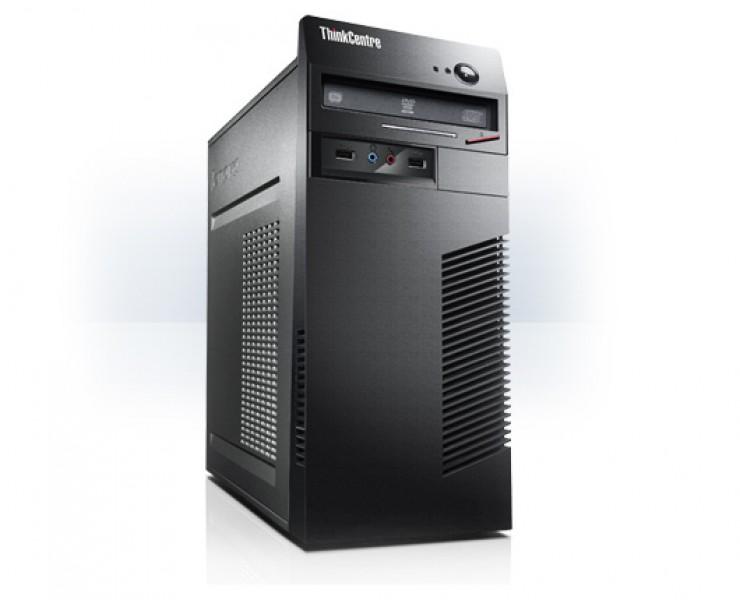 Calculator Lenovo ThinkCentre M75e MT, Athlon II X2 250 3.00Ghz, 4GB DDR3, 250GB SATA, DVD-RW