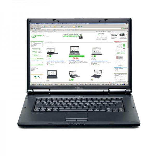 Laptop FUJITSU SIEMENS Esprimo V5535, Intel Celeron 570 2.26GHz, 4GB DDR2, 160GB SATA, DVD-ROM, 15 Inch