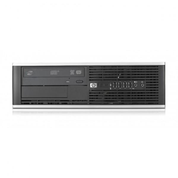 Calculator HP Compaq 6300 PRO SFF, Intel Core i3-2100 3.10 GHz, 4 GB DDR3, 250GB SATA, DVD-RW