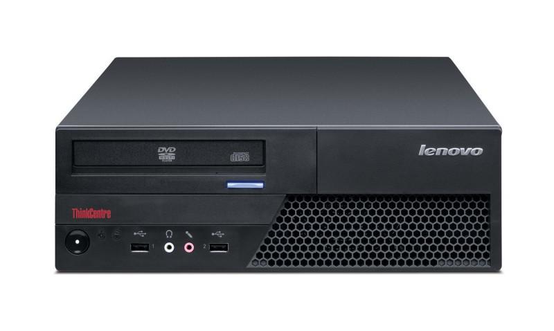 Calculator LENOVO ThinkCentre M58p SFF, Intel Core 2 Duo E8400 3.00 GHz, 4GB DDR3, 160GB SATA, DVD-RW