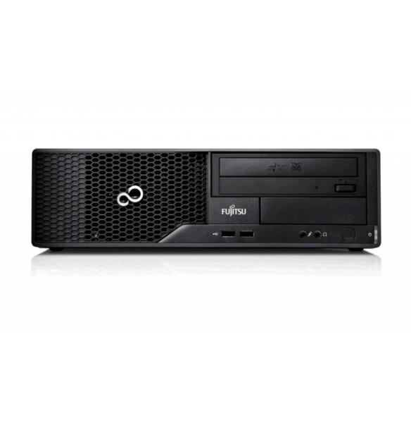 Fujitsu Esprimo E510 Desktop, Intel Core i3-2120 3.30GHz, 4Gb DDR3, 500GB SATA, DVD-RW