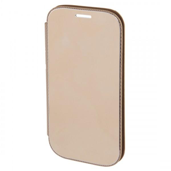 Husa Flip HAMA Diary Case HTC ONE M8 Gold