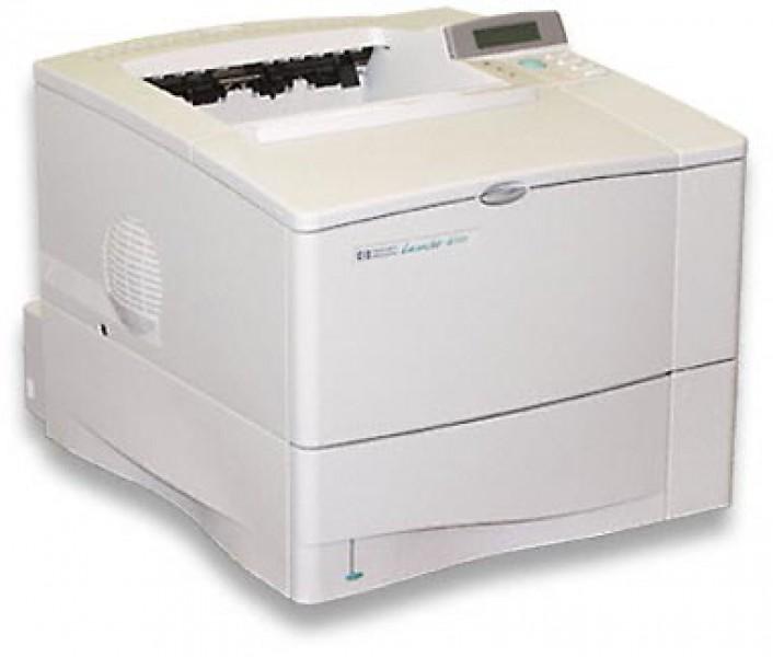 Imprimanta Laser Monocrom HP LaserJet 4100N, A4, 25 ppm, 1200 x 1200, Retea