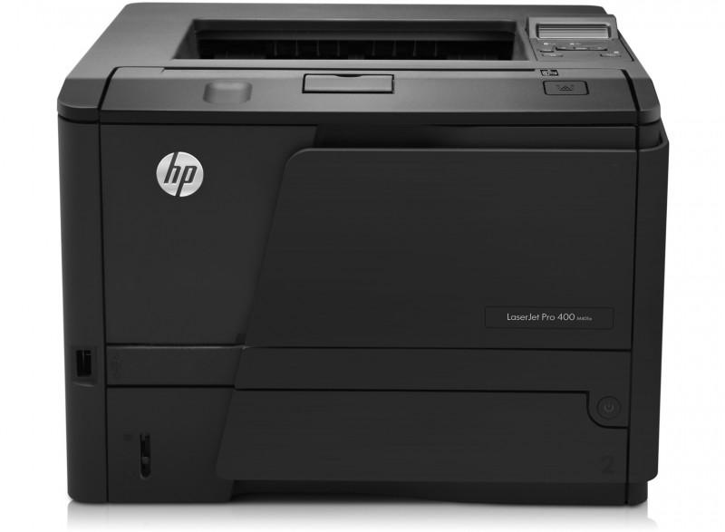 imprimanta laser monocrom hp m400 (m401d), usb, 1200x1200 dpi, 35 ppm, duplex