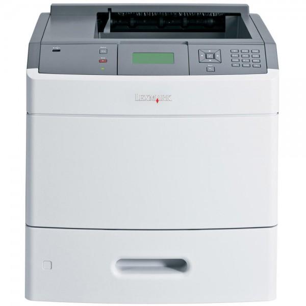 imprimanta laser monocrom lexmark t652dn, usb, retea, duplex, 48 ppm