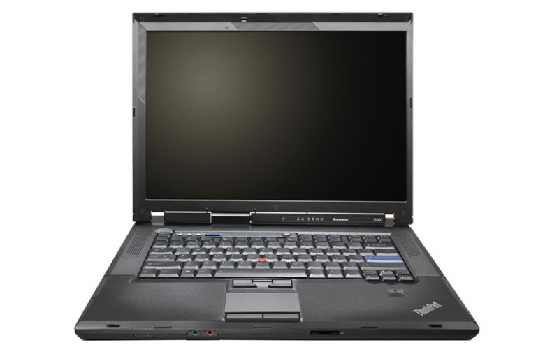 Laptop Lenovo ThinkPad R500, Intel Core 2 Duo P8800 2.66GHz, 4GB DDR3, 320GB SATA, DVD-RW, 15 Inch