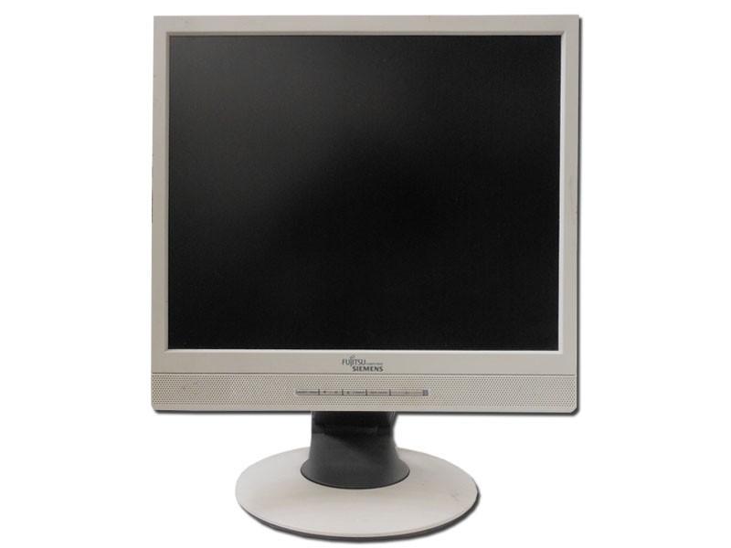 Monitor FUJITSU SIEMENS P17-2, LCD 17 inch, 1280 x 1024, VGA, DVI, Grad A-