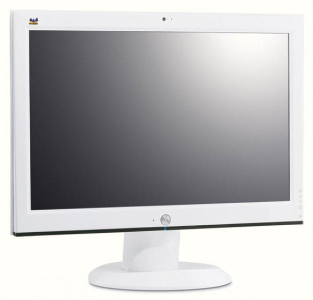 Monitor VIEWSONIC vx2255wmh, 22 Inch LCD, 1680 x 1050, VGA DVI, Grad A-