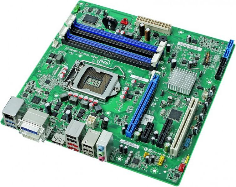 Placa de baza Intel DQ67SW, Chipset Q67, DDR3, PCI-E,DVI, SATA 3, USB 3.0, GIGABIT LAN, BULK, LGA 1155, Shield