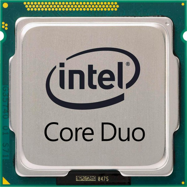 procesor laptop intel core duo t2050 1.60ghz, 2 mb cache, 533mhz fsb