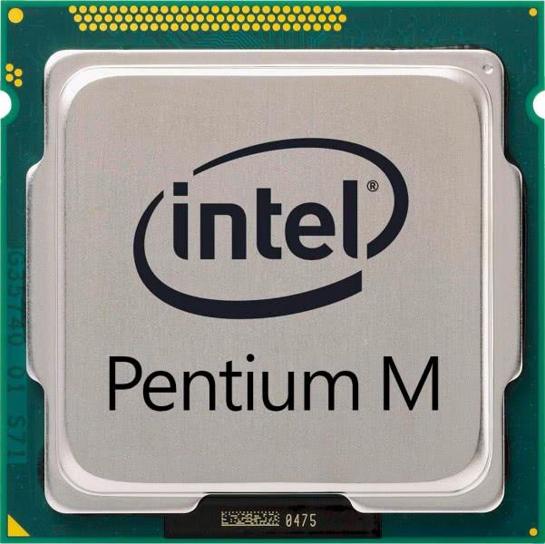 Procesor Laptop Intel Pentium M725 1.6GHz, 2 MB Cache, 400MHz FSB