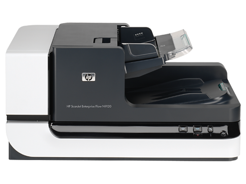 Scanner HP Scanjet Enterprise Flow N9120 Flatbed, ADF, USB, Retea (L2683B)