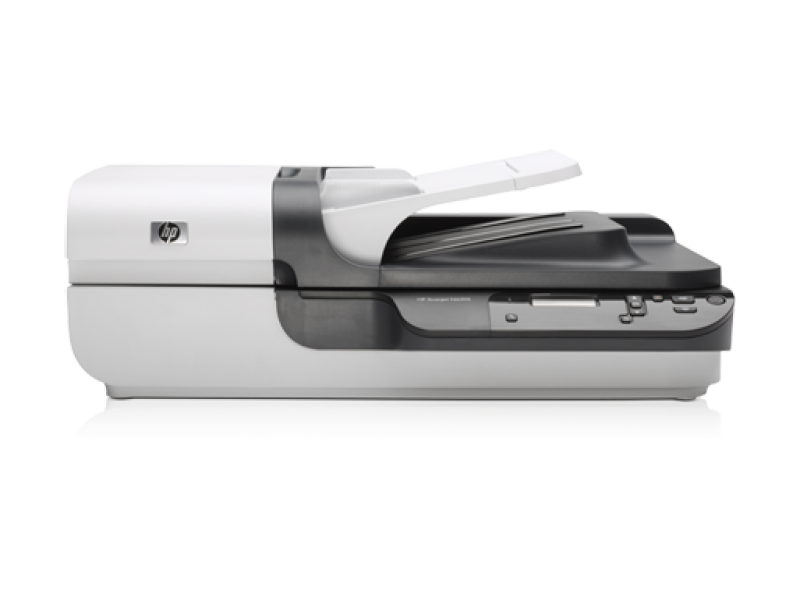 scanner second hand hp scanjet n6310, adf, usb, 2400 x 2400 dpi