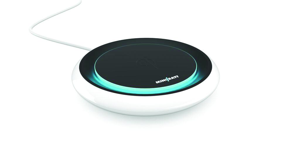 MINIBATT FLY Qi Wireless Fast Charger